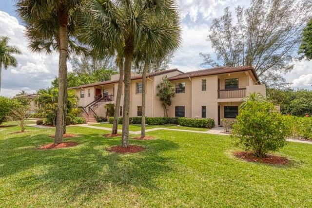 9284 Vista Del Lago H, Boca Raton, FL 33428 (#RX-10618433) :: Posh Properties