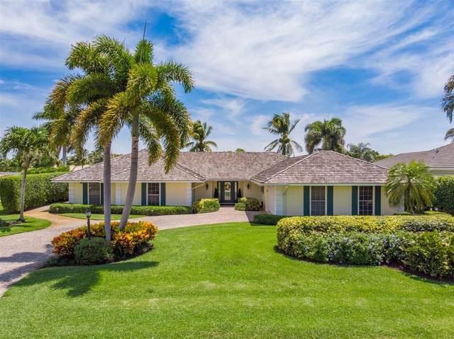 4738 S Lake Drive, Boynton Beach, FL 33436 (MLS #RX-10618493) :: Laurie Finkelstein Reader Team