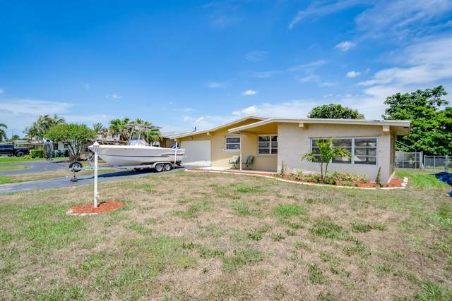 8791 NW 15 Street, Pembroke Pines, FL 33024 (#RX-10618500) :: Ryan Jennings Group