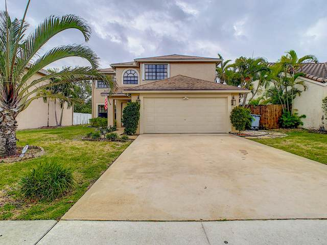 8600 Old Towne Way, Boca Raton, FL 33433 (#RX-10618589) :: Ryan Jennings Group