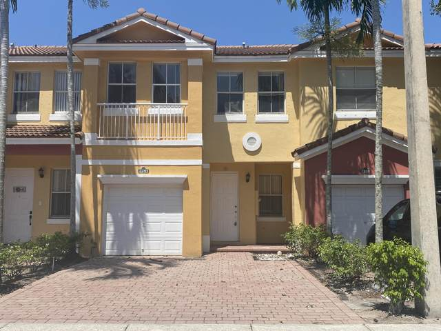 2201 Shoma Drive, Royal Palm Beach, FL 33414 (#RX-10618606) :: Ryan Jennings Group