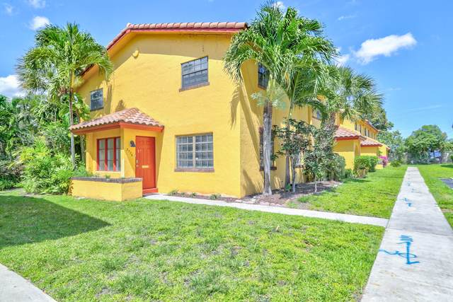 2776 NW 47th Terrace #801, Lauderdale Lakes, FL 33313 (#RX-10618607) :: Ryan Jennings Group