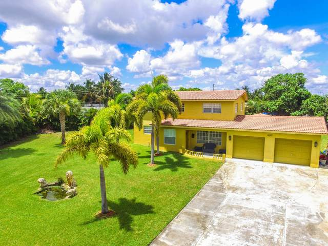 4297 NW 34 Ter Terrace, Lauderdale Lakes, FL 33309 (#RX-10618665) :: Ryan Jennings Group