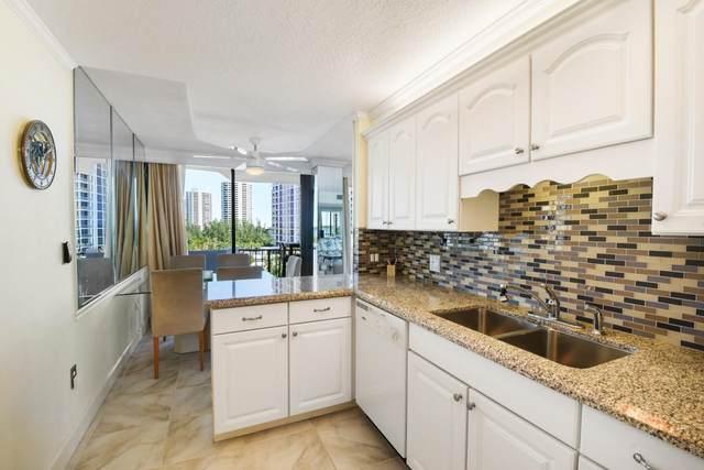 4200 N Ocean Drive 2-606, Riviera Beach, FL 33404 (MLS #RX-10618666) :: Berkshire Hathaway HomeServices EWM Realty