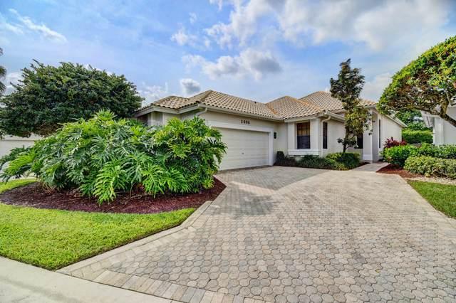 2466 NW 63rd Street, Boca Raton, FL 33496 (MLS #RX-10618686) :: Berkshire Hathaway HomeServices EWM Realty