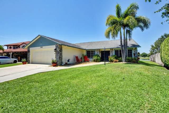 13853 Geranium Place, Wellington, FL 33414 (#RX-10618689) :: Ryan Jennings Group