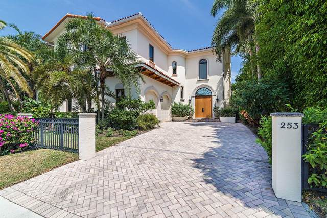 253 Seminole Avenue, Palm Beach, FL 33480 (#RX-10618751) :: Ryan Jennings Group