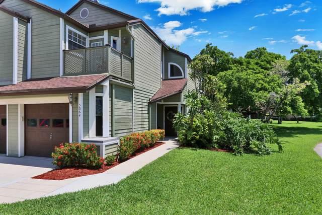 5364 Buckhead Circle #1020, Boca Raton, FL 33486 (#RX-10618861) :: Ryan Jennings Group