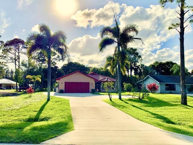 3197 Sunrise Boulevard, Fort Pierce, FL 34982 (#RX-10619069) :: Ryan Jennings Group