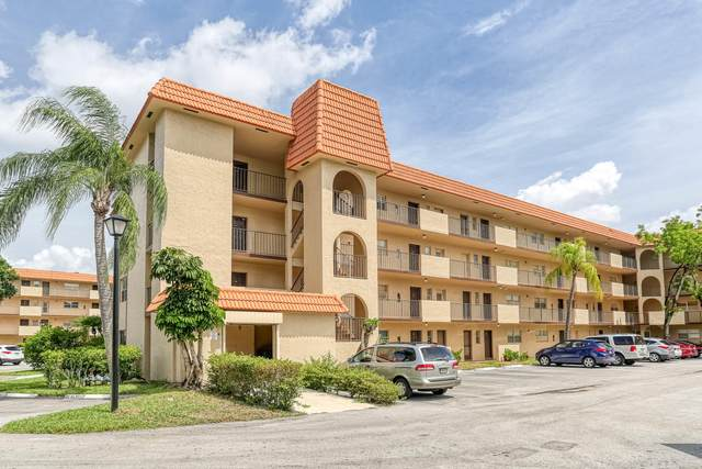 6061 N Falls Cir Drive #110, Lauderhill, FL 33319 (#RX-10619082) :: Ryan Jennings Group