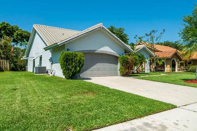 5270 Helene Circle, Boynton Beach, FL 33472 (#RX-10619132) :: Ryan Jennings Group