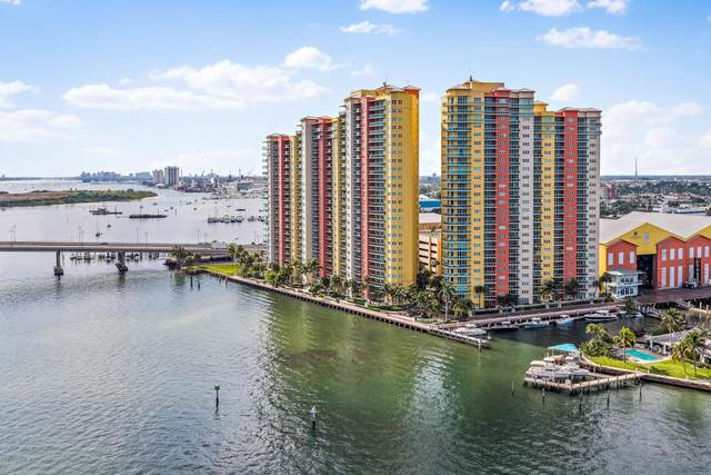 2640 Lake Shore Drive #1515, Riviera Beach, FL 33404 (#RX-10619215) :: Ryan Jennings Group
