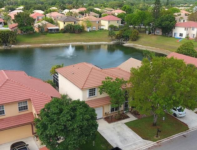 10236 Serene Meadow Drive N, Boca Raton, FL 33428 (#RX-10619220) :: Ryan Jennings Group
