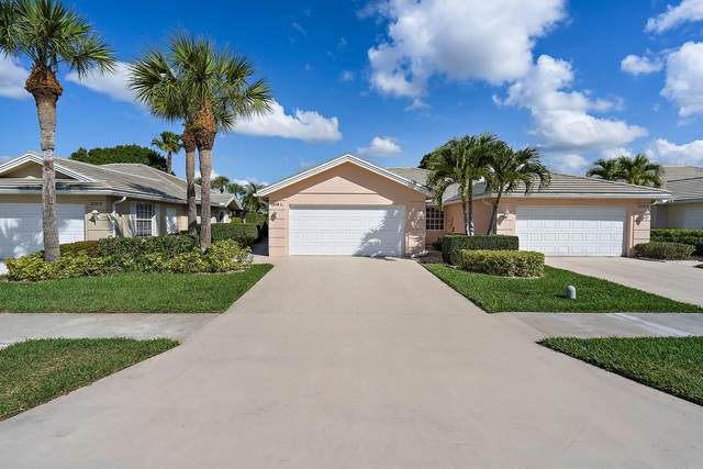 1529 NW Amherst Drive A, Port Saint Lucie, FL 34986 (#RX-10619321) :: Ryan Jennings Group