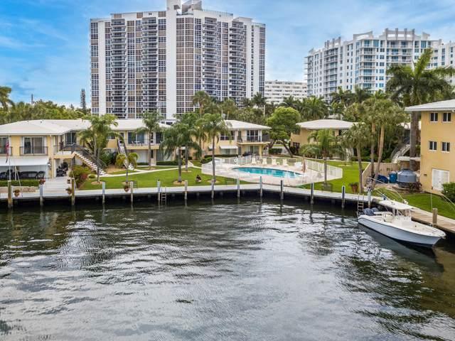2917 NE 33rd Avenue 2B, Fort Lauderdale, FL 33308 (#RX-10619476) :: Ryan Jennings Group