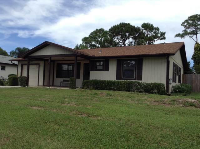 279 SE Fallon Drive, Port Saint Lucie, FL 34953 (#RX-10619481) :: The Reynolds Team/ONE Sotheby's International Realty