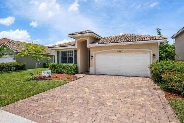 4827 Foxtail Palm Court, Greenacres, FL 33463 (#RX-10619500) :: Ryan Jennings Group