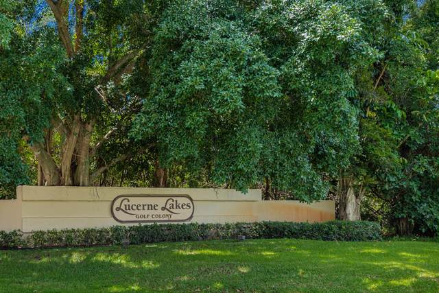 7238 Golf Colony Court #104, Lake Worth, FL 33467 (#RX-10619616) :: Treasure Property Group