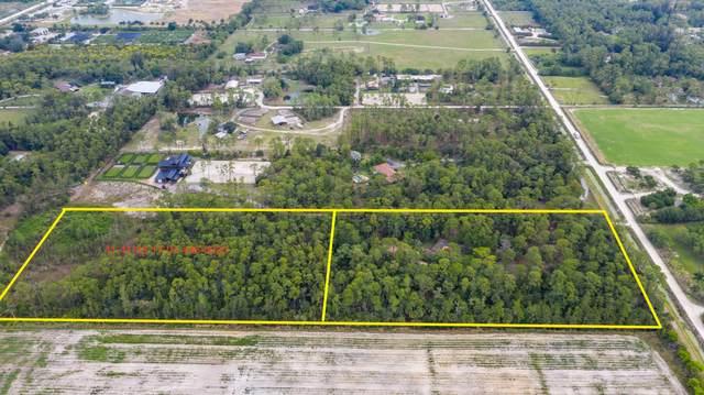 1453 E Road, Loxahatchee Groves, FL 33470 (MLS #RX-10619852) :: Castelli Real Estate Services