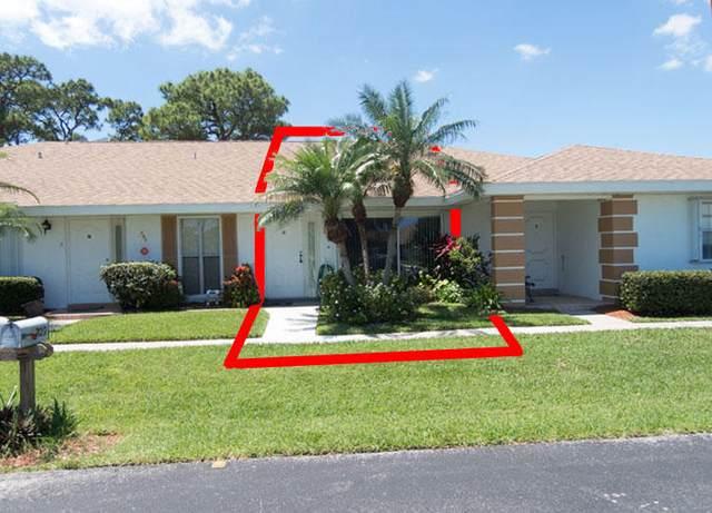 727 High Point Boulevard Apt C, Fort Pierce, FL 34982 (#RX-10619871) :: Ryan Jennings Group