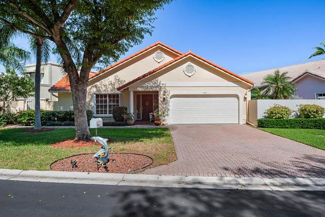 309 Pelican Way, Delray Beach, FL 33483 (MLS #RX-10619913) :: Berkshire Hathaway HomeServices EWM Realty