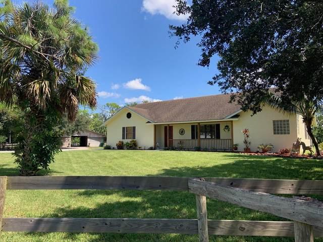 4451 N 148th Terrace N, Loxahatchee Groves, FL 33470 (MLS #RX-10619919) :: Castelli Real Estate Services