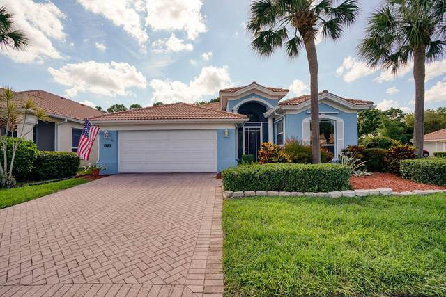 646 NW San Candido Way, Port Saint Lucie, FL 34986 (#RX-10620002) :: Ryan Jennings Group