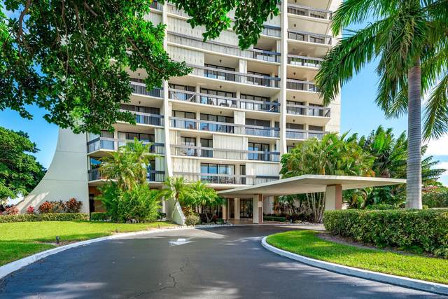 2000 Presidential Way #504, West Palm Beach, FL 33401 (#RX-10620106) :: Ryan Jennings Group