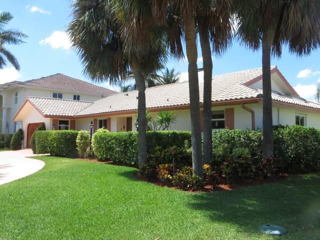 931 Jasmine Drive, Delray Beach, FL 33483 (#RX-10620221) :: Ryan Jennings Group