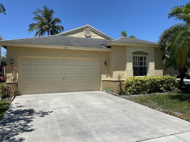 253 S Ketch Drive, Sunrise, FL 33326 (#RX-10620248) :: Ryan Jennings Group