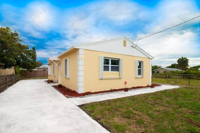 153 W 15th Street, Riviera Beach, FL 33404 (#RX-10620271) :: Ryan Jennings Group