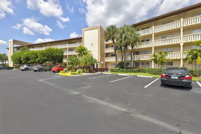 3201 Portofino Point F4, Coconut Creek, FL 33066 (#RX-10620288) :: Ryan Jennings Group