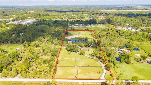 3765 E Rd Road, Loxahatchee Groves, FL 33470 (MLS #RX-10620291) :: Castelli Real Estate Services