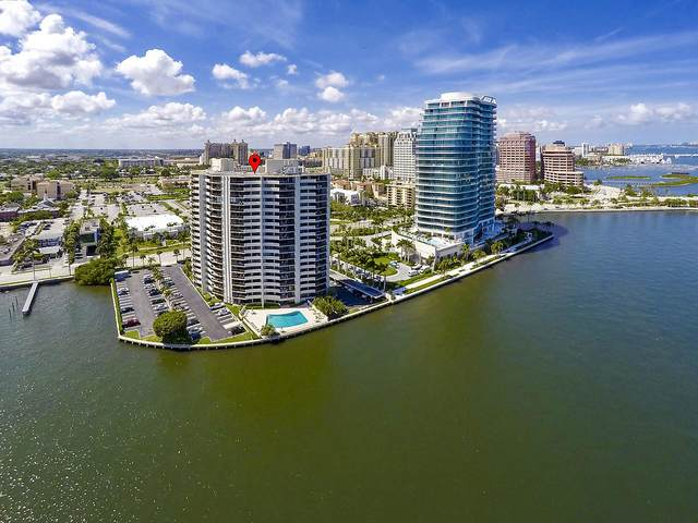 1200 S Flagler Drive #605, West Palm Beach, FL 33401 (#RX-10620297) :: Ryan Jennings Group