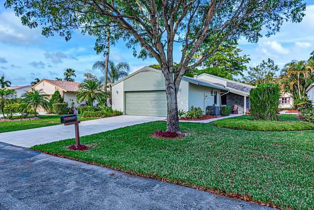 781 NW 26th Avenue, Delray Beach, FL 33445 (#RX-10620349) :: Ryan Jennings Group