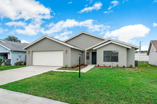 4583 Willow Pond Court E, West Palm Beach, FL 33417 (MLS #RX-10620372) :: The Jack Coden Group