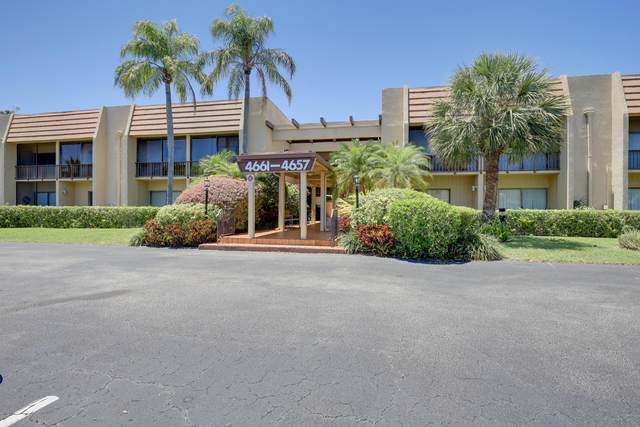 4661 Fountains Drive S #212, Lake Worth, FL 33467 (#RX-10620375) :: Ryan Jennings Group