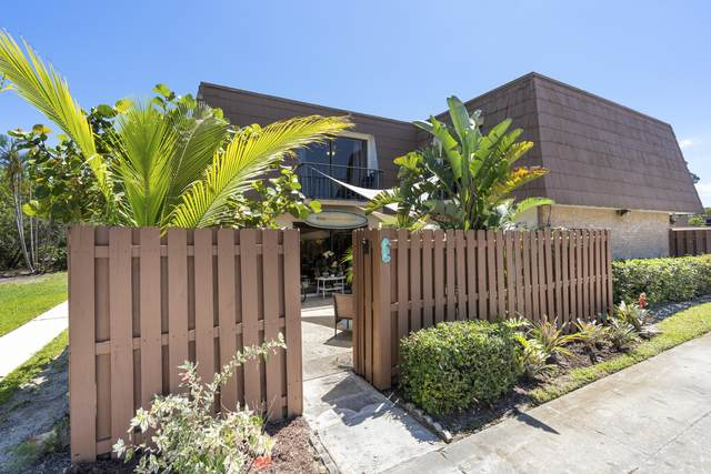 5776 SE Riverboat Drive #230, Stuart, FL 34997 (MLS #RX-10620397) :: The Paiz Group