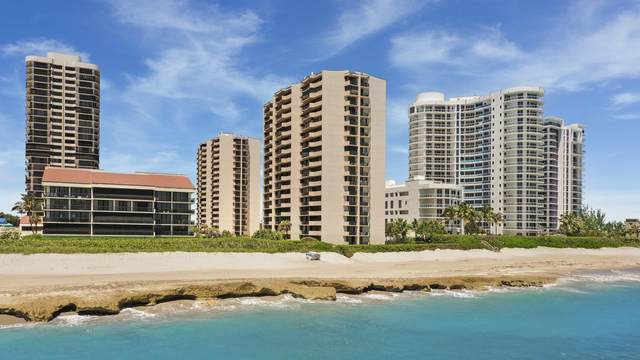 4200 N Ocean Drive 2-803, Singer Island, FL 33404 (MLS #RX-10620424) :: Berkshire Hathaway HomeServices EWM Realty