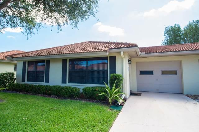 4575 Laurel Tree Road A, Boynton Beach, FL 33436 (#RX-10620450) :: Ryan Jennings Group