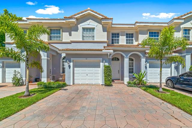 68 Legacy Court, Delray Beach, FL 33445 (MLS #RX-10620471) :: The Paiz Group