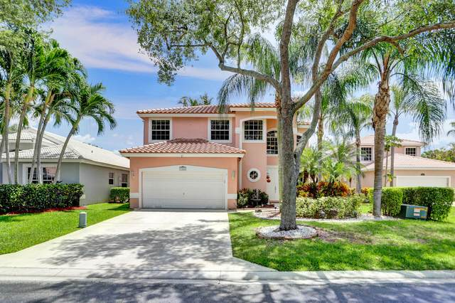 7548 NW 59th Way, Parkland, FL 33067 (#RX-10620478) :: Ryan Jennings Group