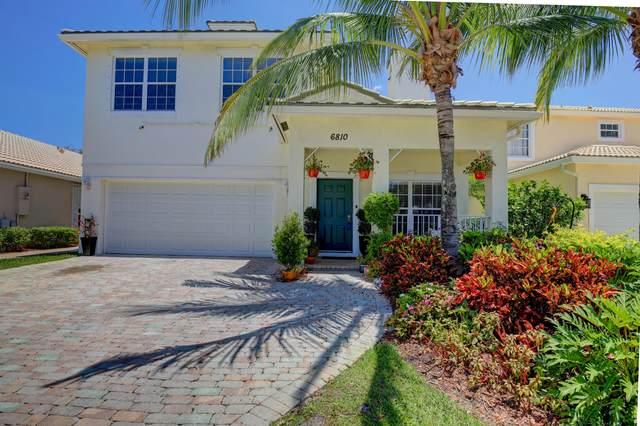 6810 Lantern Key Drive, Lake Worth, FL 33463 (MLS #RX-10620516) :: Berkshire Hathaway HomeServices EWM Realty