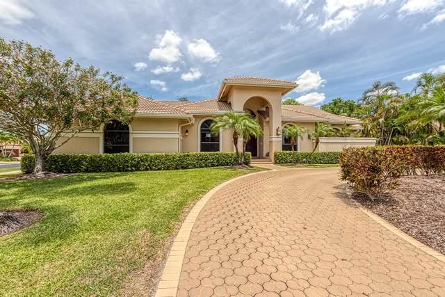 7131 Montrico Drive, Boca Raton, FL 33433 (#RX-10620531) :: Ryan Jennings Group
