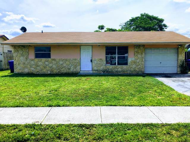6141 NW 45th Avenue, North Lauderdale, FL 33319 (#RX-10620534) :: Ryan Jennings Group