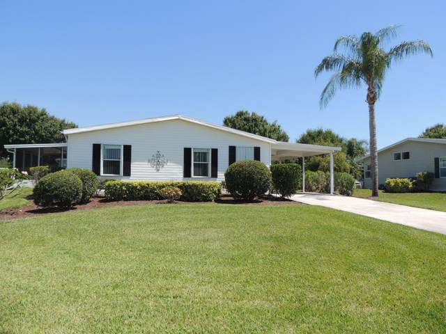 2810 Three Wood Drive, Port Saint Lucie, FL 34952 (#RX-10620563) :: Ryan Jennings Group