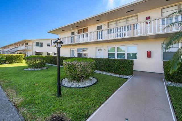 127 Chatham F, West Palm Beach, FL 33417 (#RX-10620566) :: Posh Properties