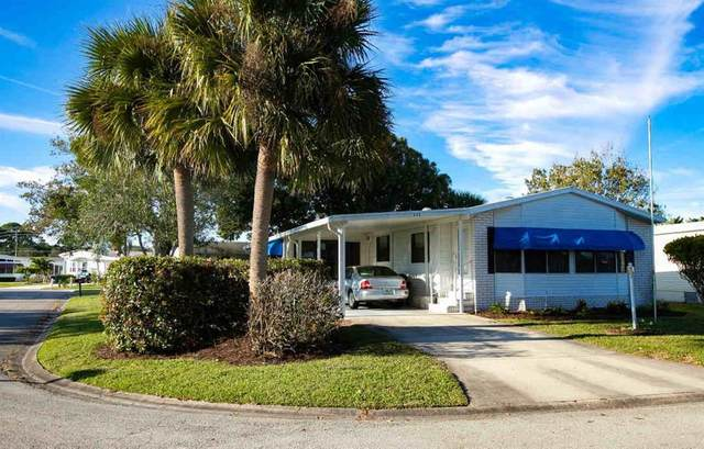 832 Periwinkle Circle, Barefoot Bay, FL 32976 (MLS #RX-10620583) :: Berkshire Hathaway HomeServices EWM Realty