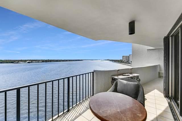 1200 S Flagler Drive #902, West Palm Beach, FL 33401 (#RX-10620584) :: Ryan Jennings Group