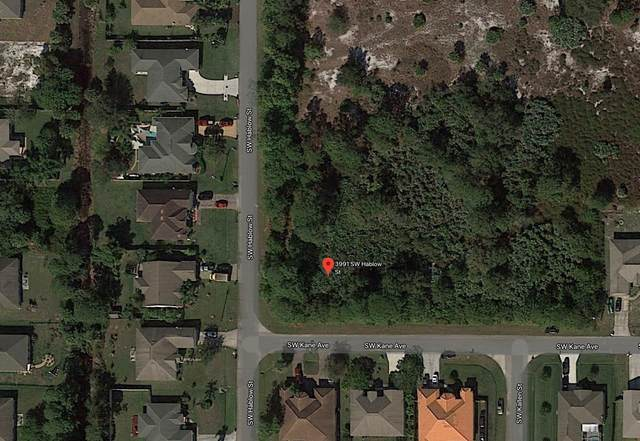 3991 SW Hablow Street, Port Saint Lucie, FL 34983 (#RX-10620654) :: Ryan Jennings Group
